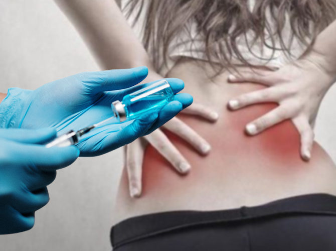 Injections Relieves Pain